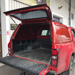 'Tradesman' Steel Hardtop Canopy for Ford Ranger