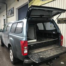 'V2' Steel Hardtop Canopy for Isuzu D-Max