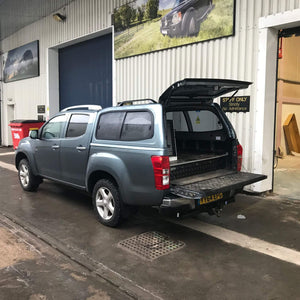 Direct4x4 | 'V2' Steel Hardtop Canopy for Isuzu D-Max