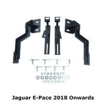 Orca Side Steps Running Boards for Jaguar E-Pace 2018+