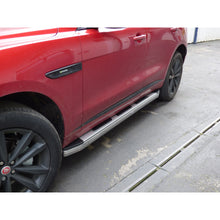 Suburban Side Steps Running Boards for Jaguar F-PACE 2016+
