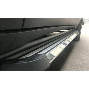 Stingray Side Steps Running Boards for Jeep Cherokee 2014+