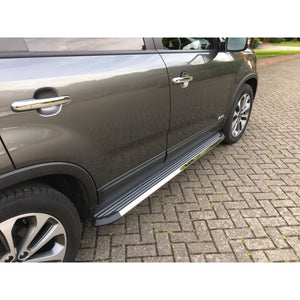 Stingray Side Steps Running Boards for Kia Sorento 2009-2013