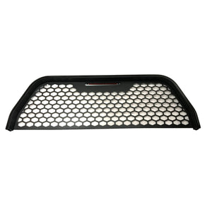 Black Aluminium Mesh Ladder Rack Window Guard for Mitsubishi L200 2006-2011