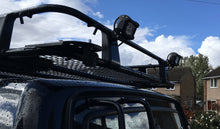 Expedition Steel Front Basket Roof Rack