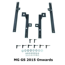 Freedom Side Steps Running Boards for MG GS 2015+
