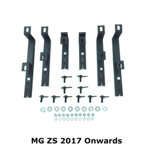 Orca Side Steps Running Boards for MG ZS 2017+