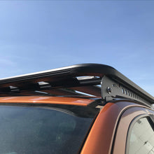 Aluminium Modular Low Profile Roof Rack for Mitsubishi L200 2015+