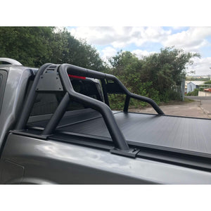 Roll & Lock Style Tonneau Cover + Roll Bar Bundle Nissan Navara NP300 15+