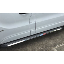 Stingray Side Steps Running Boards for Nissan NV300 SWB 2014+