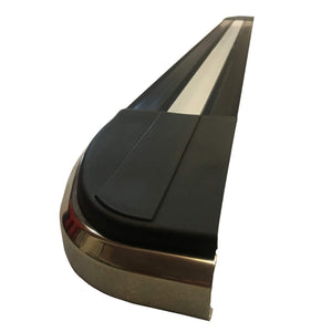 Panther Side Steps Running Boards for Vauxhall Opel Vivaro SWB 2014+