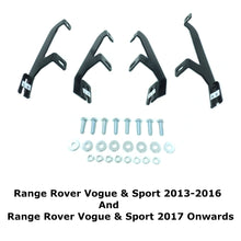 Suburban Side Steps Running Boards for Range Rover Vogue 2017+