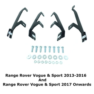 Freedom Side Steps Running Boards for Range Rover Vogue 2017+