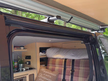 Expedition Pull-out 2mx2m Granite Grey Vehicle Side Awning with 1 Side