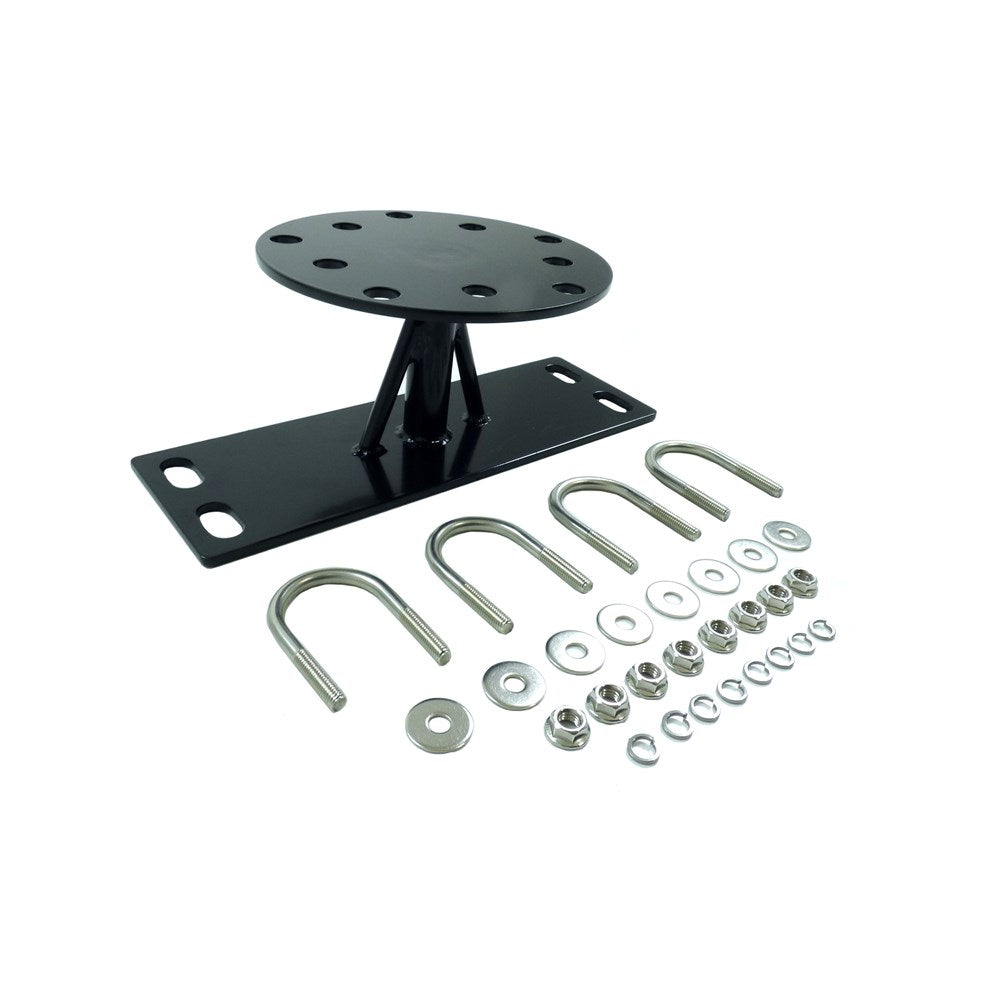Expedition Roof Rack Spare Wheel Holder