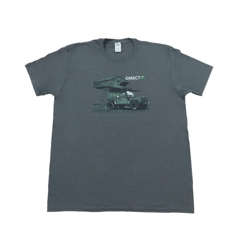 Direct4x4 Crew Neck T-Shirt