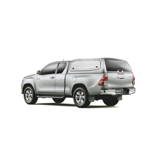 'Tradesman' Steel Hardtop Canopy for Toyota Hilux