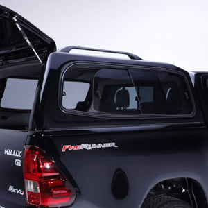 'V2' Steel Hardtop Canopy for Toyota Hilux