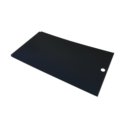Hinged Front Lip Protection Panel Lid for Expedition Drawer Storage Systems
