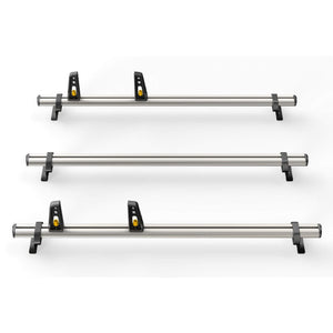 Van Guard ULTI Bar 3 Aluminium Roof Cross Bars for Volkswagen Transporter T5/T6