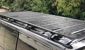 Expedition Steel Flat Roof Rack