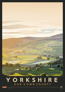 Yorkshire - God's Own County