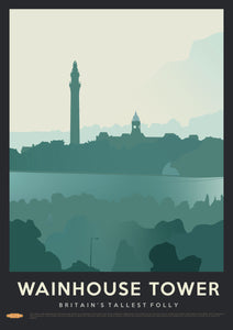 Wainhouse Tower - Britain's Tallest Folly