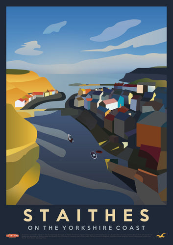Staithes - On the Yorkshire Coast