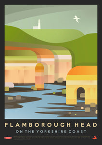 Flamborough Head - On the Yorkshire Coast