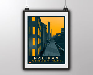 Halifax - Ruggedly Sophisticated