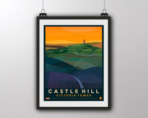 Castle Hill - Victoria Tower