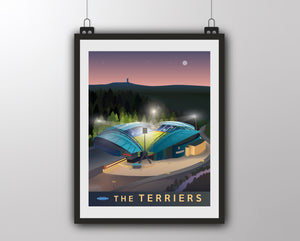 Huddersfield Town - The Terriers