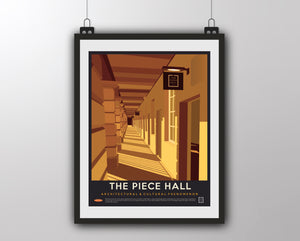Piece Hall  - Architectural and Cultural Phenomenon