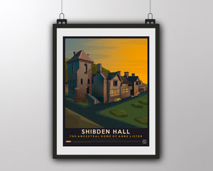 Shibden Hall - The Ancestral Home of Anne Lister