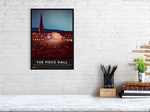 Piece Hall - Architectural & Cultural Phenomenon