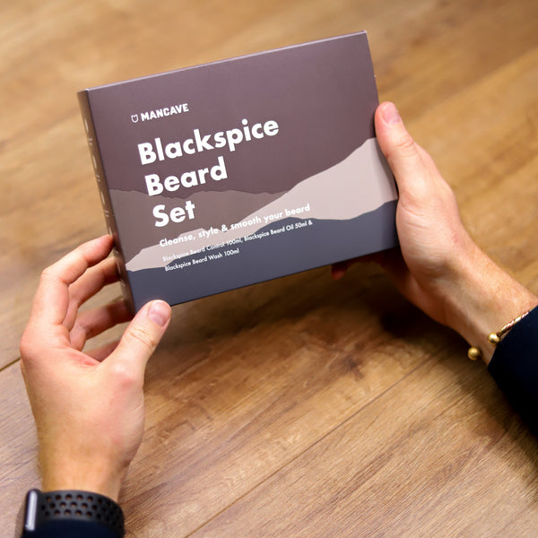 Blackspice Beard Set