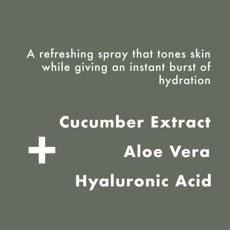 Hydrating Toner Spray 125ml
