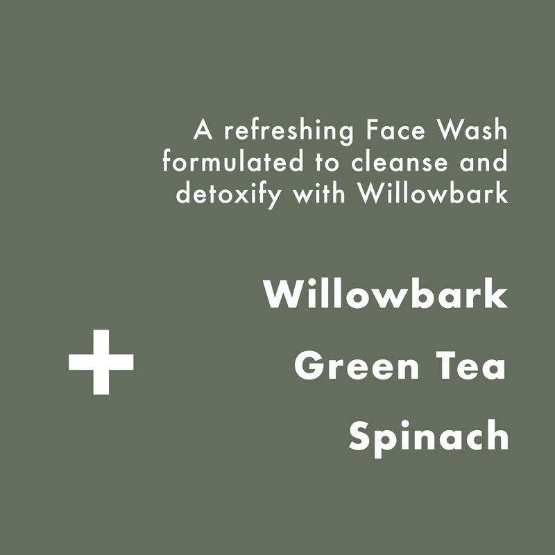Willowbark Face Wash 125ml