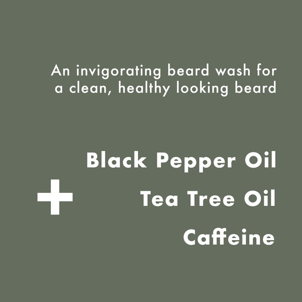 Blackspice Beard Wash 100ml