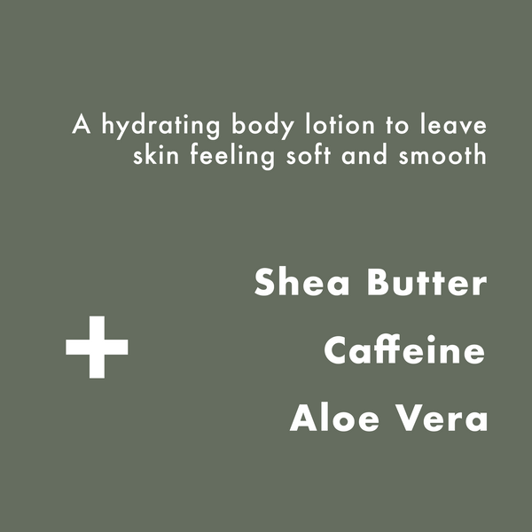 Caffeine Body Lotion