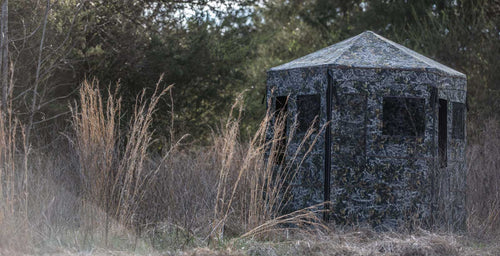Warrior Down&Out Panel Blind