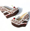 Black Forest Cake Wedge 5.5""