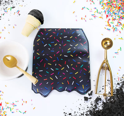 Bake-A-Bag Charcoal Sprinkle Flap