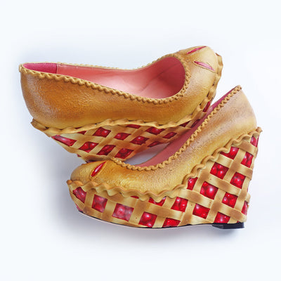 Limited Edition Cherry Pie Wedges