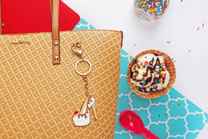 Waffle Cone Tote