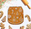 Bake-A-Bag Gingerbread Flap