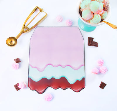 Bake-A-Bag Neapolitan Mint Flap