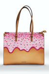 Pink Sprinkle Carry-All Tote