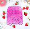 Bake-A-Bag Strawberry Sprinkle Flap