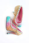 Sherbet and Cake Heel Mary Jane 4""